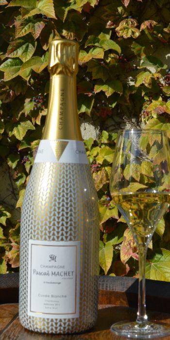 Cuvée Blanche Champagne Pascal MACHET