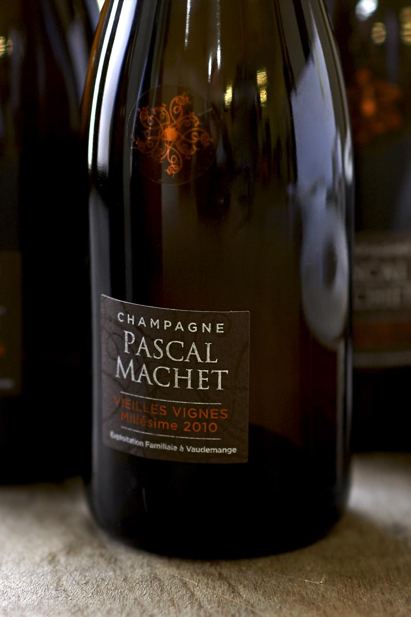 Vieilles Vignes - étiquette - brut millésimé