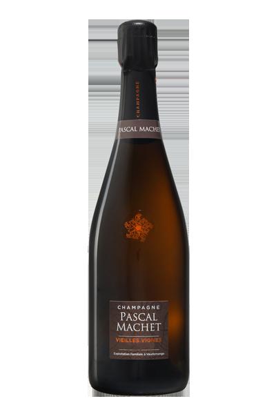 bouteille de champagne vieilles vignes