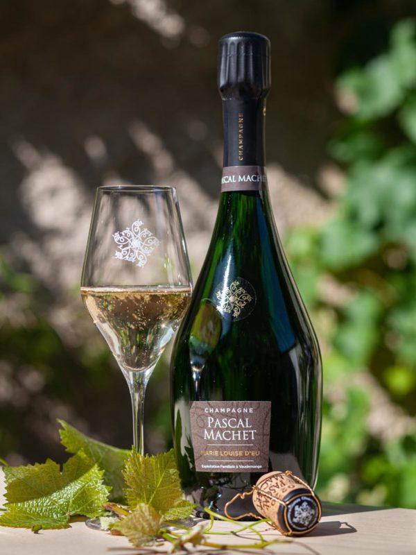 Champagne Marie Louise d'Eu Prestige