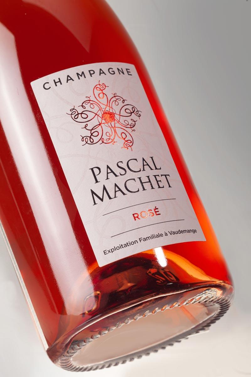 Champagne Rosé gourmand
