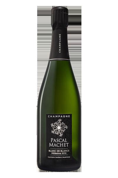 Bouteille Champagne Blanc de Blancs Chardonnay