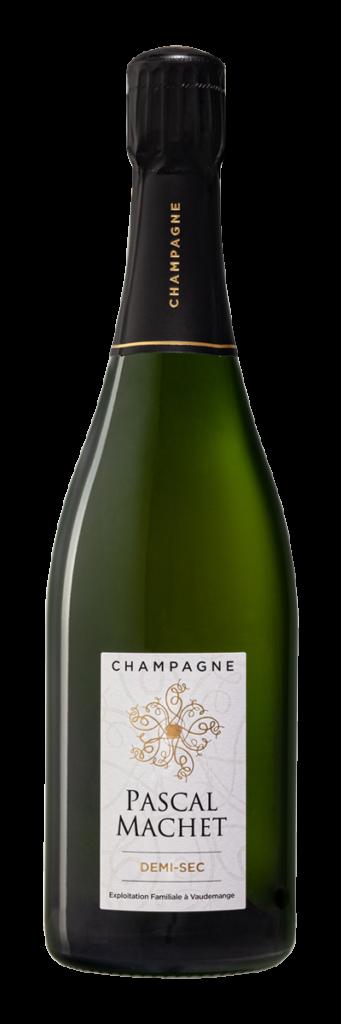 Bouteille Demi-sec Champagne Pascal Machet
