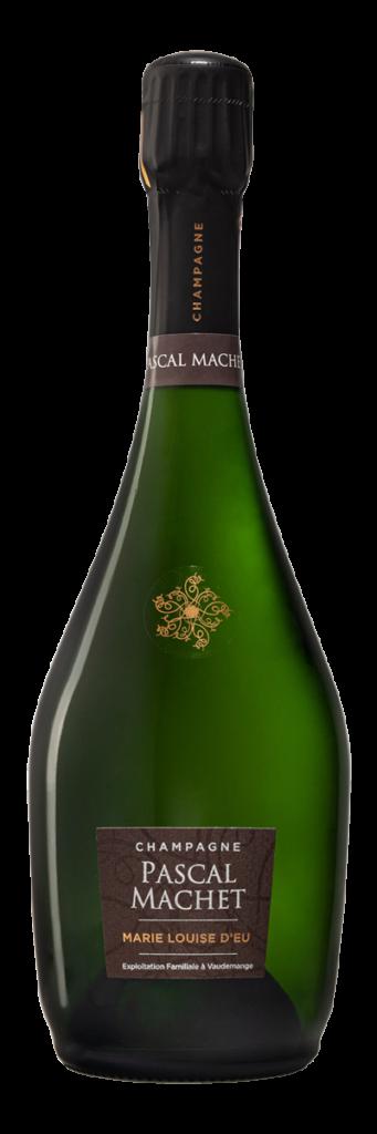 Bouteille Marie Louise d'Eu Champagne Pascal Machet