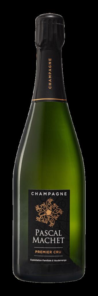 Bouteille Premier Cru Champagne Pascal Machet
