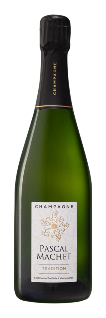 Bouteille Tradition Champagne Pascal Machet