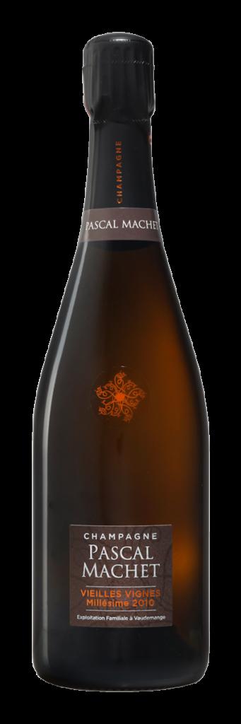 Bouteille Vieilles Vignes Champagne Pascal Machet