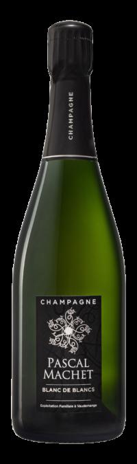 Bouteille Blanc de Blancs Champagne Pascal Machet