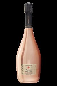 Bouteille Rosé sous bois Chamapagne rosé